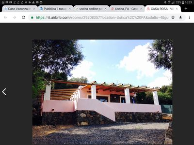 Photo for 2BR House Vacation Rental in Ustica, Sicilia