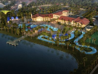 Photo for New Dream House with Lake View Next Disney World
