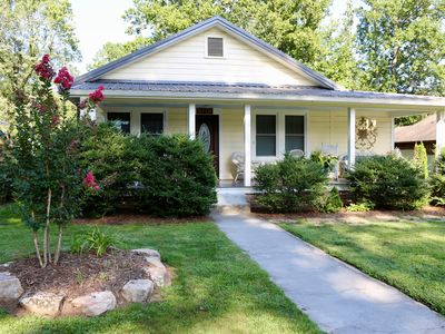 Photo for 2BR Bungalow Vacation Rental in Brevard, North Carolina