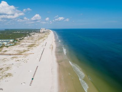Photo for Gulf front condo with fun for everyone - resort amenities & wifi!