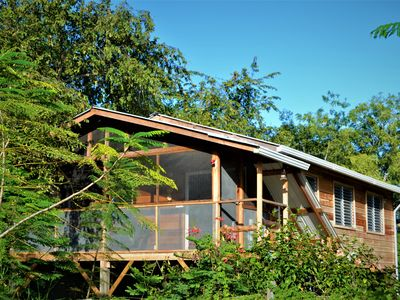Photo for Compass Cottage A Exquisite  Fully Equiped two bedroomed Family Tree Top Home