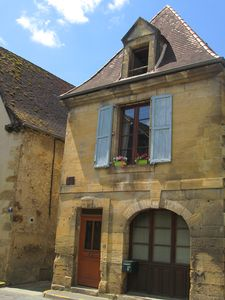 Photo for Charming studio 35 m2 soundproofed in the heart of Sarlat