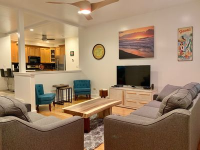 Photo for Spacious 2 Bedroom, 2 Bath in Poipu with Central A/C & Short Walk to 3 Beaches