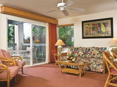 Photo for Kauai, HI: 1 Bedroom with WiFi, Resort Pool, Near Golf Courses, Beaches & More!