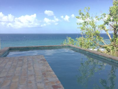 Photo for OCEANS AT CANE BAY - ST. CROIX'S NEWEST AND MOST LUXURIOUS OCEANFRONT VILLA!