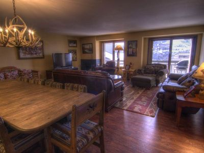 Photo for Large Family Condo in the center of Avon, near Gondola | A704