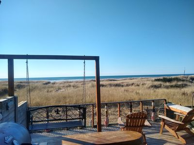 Photo for PRIVATE Oceanfront Home - Dog/Kid Friendly-Deck/BBQ-Beach Path-Great Views-NICE!