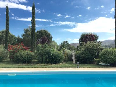 Photo for Villa with private pool close to beaches,golf,wine,history in Maremma,Tuscany