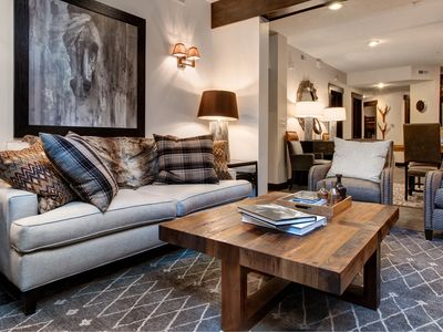 Photo for LUXURY CONDO - EASY WALK TO MAIN ST & TOWN LIFT