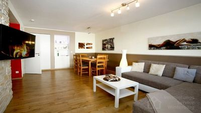 Photo for Wonderful apartment for 4 people in the center of Winterberg