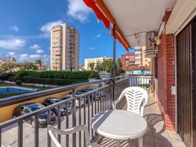 Photo for Lovely Apartment in Fuengirola with Private Swimming Pool