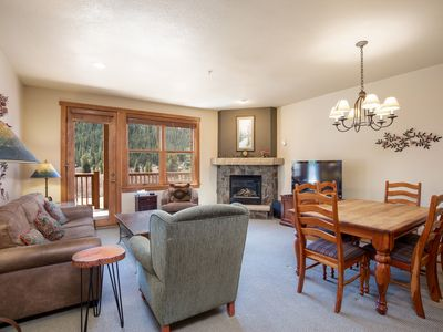 Photo for Spacious Townhouse w/Slope Views, Private Deck, Private Laundry, Free WIFI