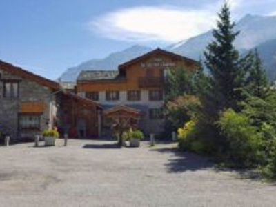 Photo for 1BR Hotel Vacation Rental in Lanslebourg-Mont-Cenis, Auvergne-Rhône-Alpes