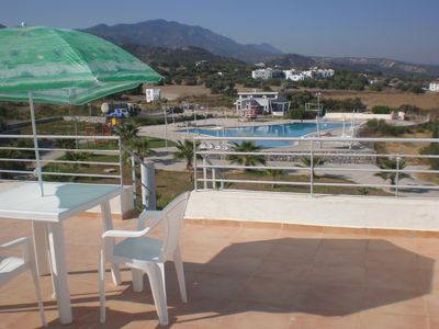 Photo for Palm Bay View Is Home To Our Lovely Two- Bedroomed Penthouse Apartment.