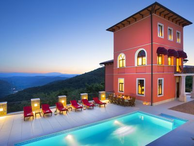 Photo for Luxury Villa Angel Palace with Pool