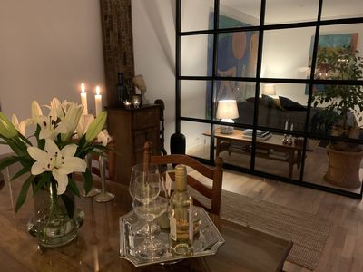 Photo for Charming Apartment in the center of old Aalborg
