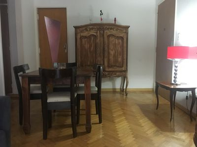 Photo for Large one bedroom apartment close to everything you need in Palermo and Recoleta