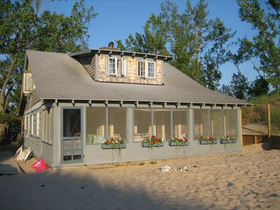 Photo for 4BR Cottage Vacation Rental in Spring Lake, Michigan