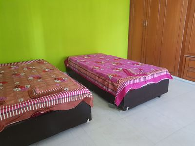 Photo for Independent house with first floor fully furnished