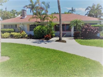 Photo for Charming Old Florida Home at Holmes Beach on  beautiful Anna Maria Island