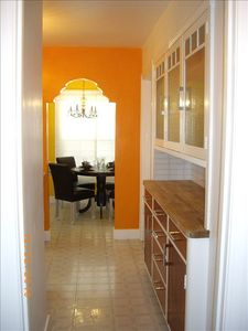 Photo for Lovely Laurel District Sanctuary-Spacious One Bedroom Duplex/Flat With Parking