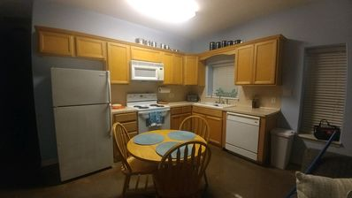 Photo for SPRING! Special rates! Comfy 2/2 apartment, shared heated pool, near beach!