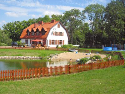 Photo for Vacation home Osada Ulnowo in Grunwald - 13 persons, 6 bedrooms