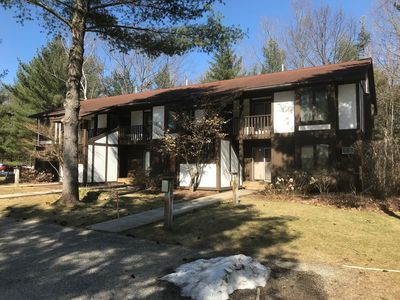 Photo for Beautiful Ground Level 2 bedroom condo nestled in the woods on the Shanty Creek