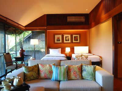 Photo for Ratree One Bedroom Villa, Nature Resort in Chiang Mai!!