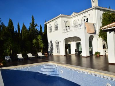 Photo for Villa Axarquia in a secluded location
