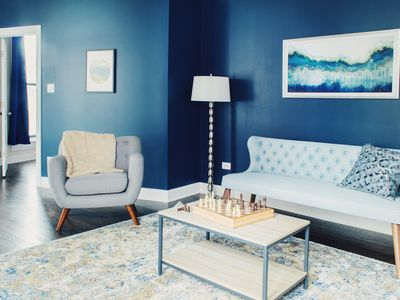 Photo for Sonder | Lincoln Park Zoo | Chic 2BR + Laundry