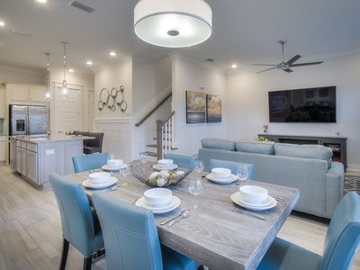 "Photo for ""Sandpiper on 30A"" in Prominence - Luxe 3 Bedroom - Sleeps 10 - 6 Free Bikes"