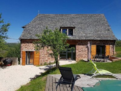 Photo for Corrèze, Near Périgord Noir: Very nice house with swimming pool