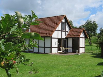 Photo for Holiday house Scout 60 - for 5 persons - pet allowed - Holiday house Scout 60 in the holiday village Altes Land