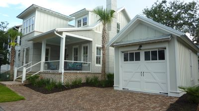 Photo for HERON HOUSE @ OCEAN OAKS 4 bedrooms, 4 bathrooms