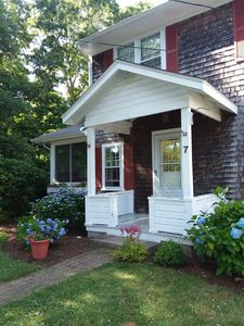 Photo for Charming Cape House in Megansett area of North Falmouth - walk to the beach!