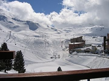 Lanchettes Ski Lift, Bourg-Saint-Maurice, France