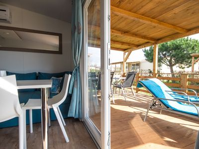 Photo for Mobile Homes Panorama Park Umag / Mobile home Panorama MH5538 Park Umag