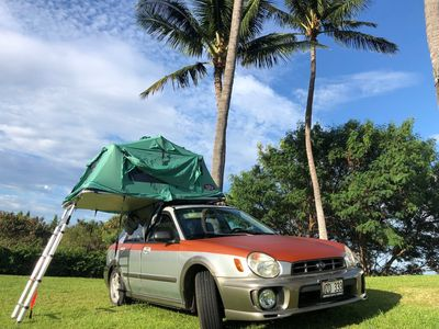 "Photo for ""Maui"" camping car SUBARU IMPREZA 4WD"