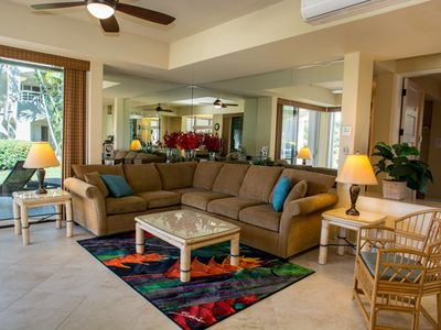 Photo for Beautifully renovated ground floor Palms at Wailea 503