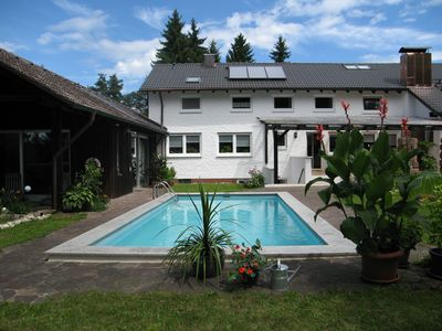 Photo for Comfortable apartment between Brombachsee and Lake Roth - 35km from Nuremberg