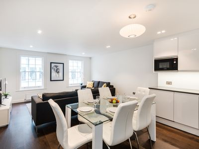 Photo for 3 BEDROOM APARTMENT FOR 6 - FLAT 4  - THE SOUTH KENSINGTON COLLECTION