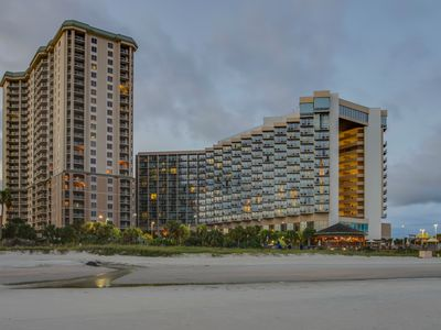 Photo for 2 bedroom Oceanfront at Royale Palms!! Call us today!!FREE WIFI!