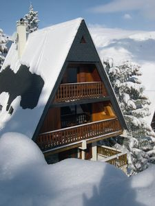 Photo for CHALET 12 PERS 300 M OF THE TRACKS PROMO FROM 23/2 TO 2/3 2300 INSTEAD OF 2600 €