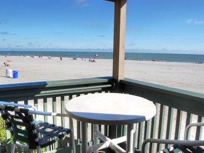 Photo for Outstanding oceanfront views in beautiful Shore Drive condo!