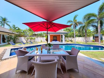 Photo for 2 Bed Lipa Talay Neung - Private Pool