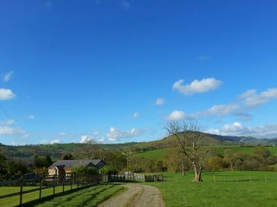 Photo for Vacation home Llwynith in Llangollen - 4 persons, 2 bedrooms