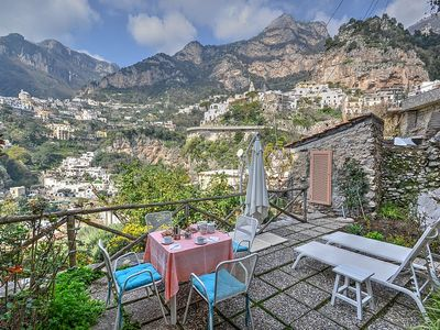 Photo for Villa Sebastiana B: A welcoming apartment located in a picturesque neighborhood of Positano, with Free WI-FI.