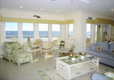 TRANQUILITY --- Great Room With Ocean Views