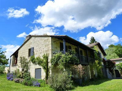 Photo for Bed and breakfast Piqueroque: a haven of peace in the woods and vineyards